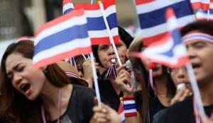 Thai anti government1