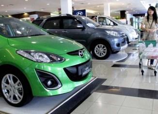 Thai-car-sales