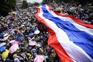 Thai crisis