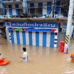 Thailand: Floods return to industrial estates