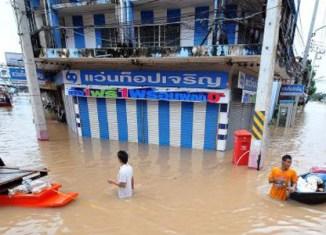 Thailand: Floods return to industrial estates