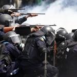 Bangkok clashes: Five dead, 70+ injured