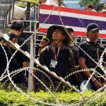 More explosions, gunfire in Bangkok