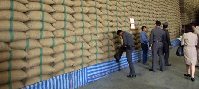 Thailand to cap rice scheme losses at $2.25b