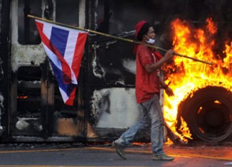 Thai opposition stokes fears of coup, 'civil war'