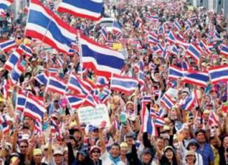 Bangkok: From 'shutdown' to 'paralysis'