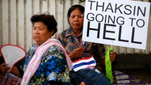 Thaksin go to hell