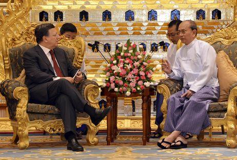 Myanmar asks for more EU support