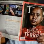 Myanmar bans TIME Magazine over 'Buddhist Terror' cover story