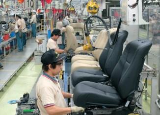Laos gets first car part factory