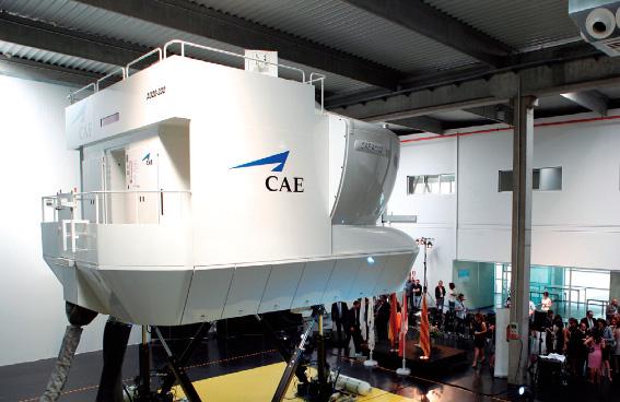 Canada's CAE opens aviation training center in Brunei