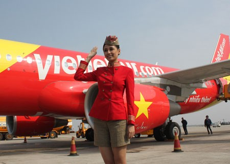 VietJet starts regional expansion