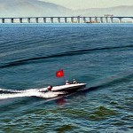 Vietnam starts building its longest sea bridge