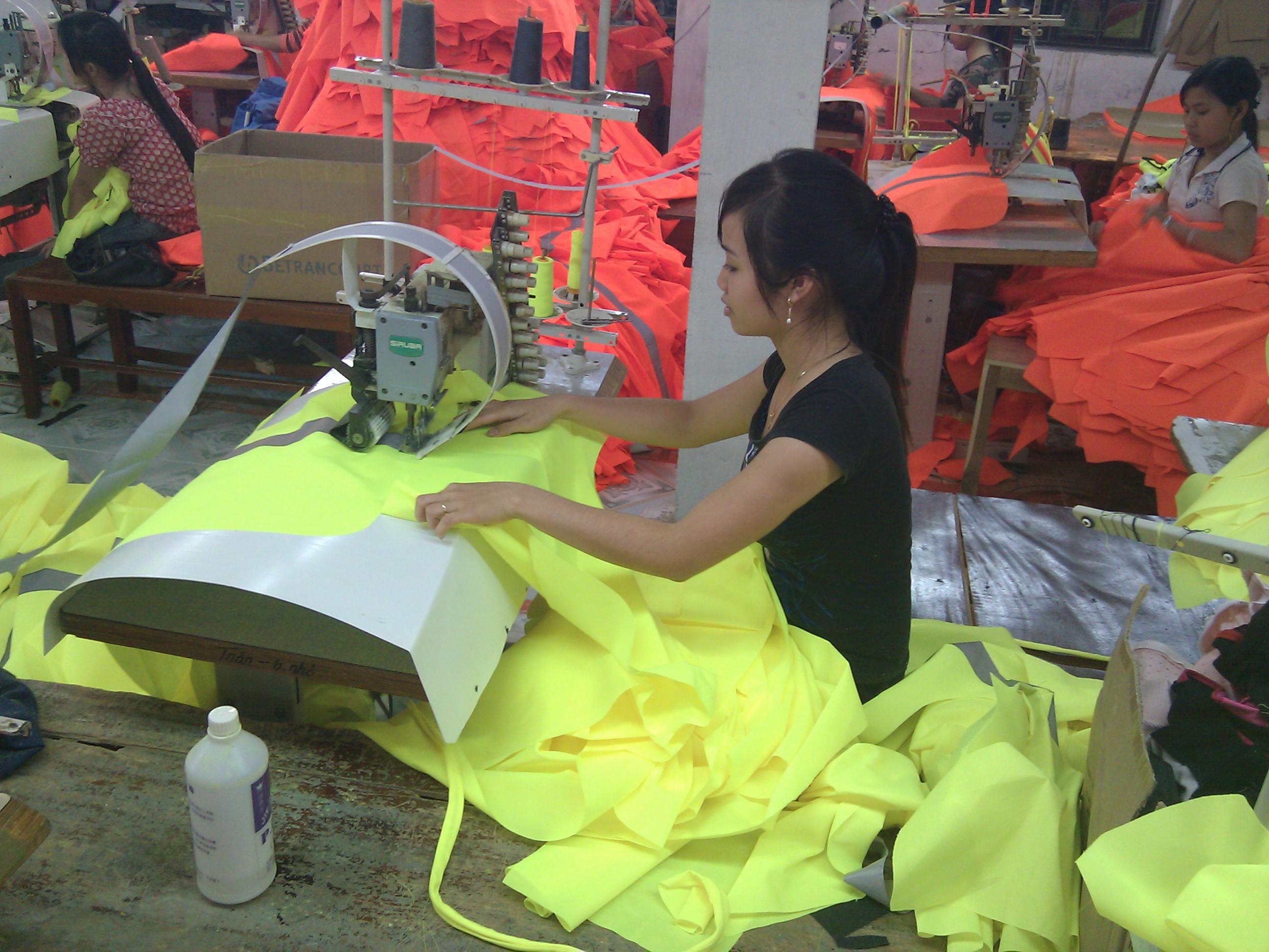 Vietnam's garment industry upbeat