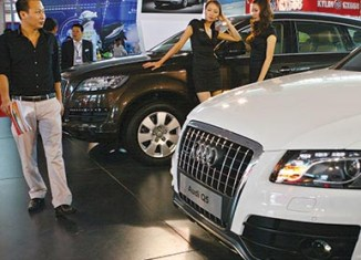 Vietnam car imports soar in May