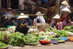 Vietnam traders