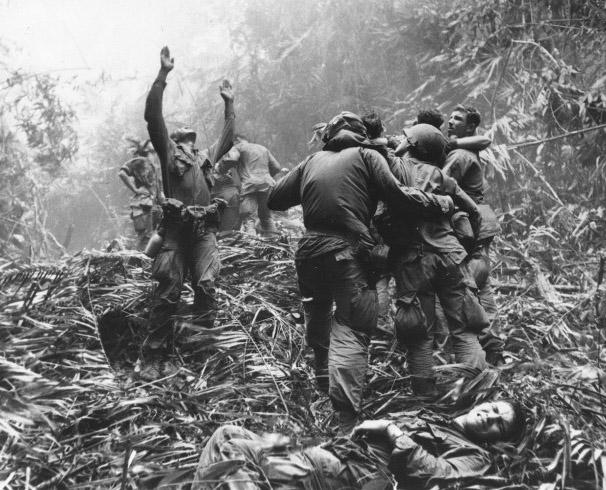 Vietnam war photo