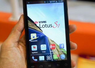 First Vietnam-made smartphone unveiled