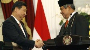 Xi Jinping Indonesia