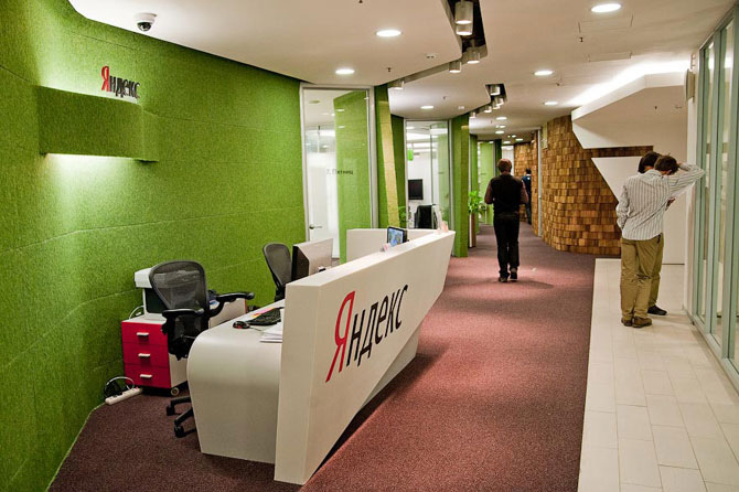 Yandex market cap bigger than LinkedIN