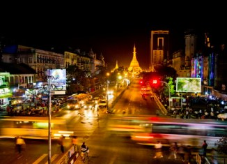 Myanmar investments jump fivefold
