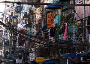 Yangon electricity