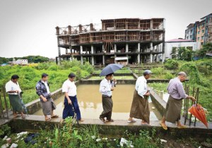 Yangon property