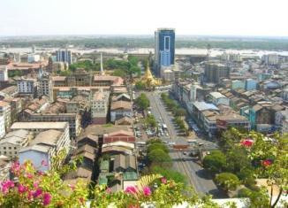 Yangon rents at prime locations reach $7,000 per month