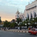 Singapore tops foreign investors in Myanmar