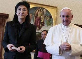 Pope Francis wants to visit Thailand (video)