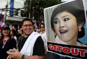 Yingluck get out