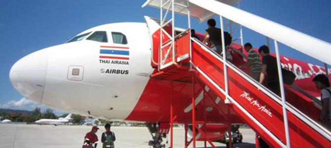 ASEAN's most punctual airline: Thai AirAsia