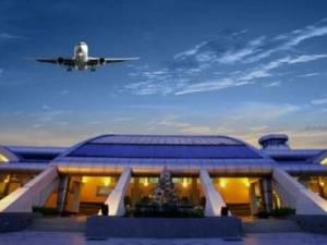 airport plus plane