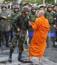 army monk