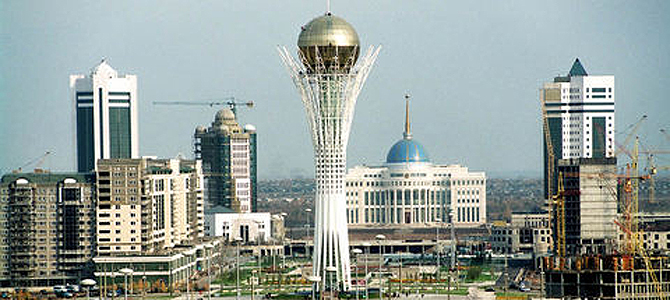 Indonesia seeks stronger cooperation with Kazakhstan