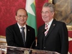 austrian-president-fischer-and-myanmar-president-thein-sein