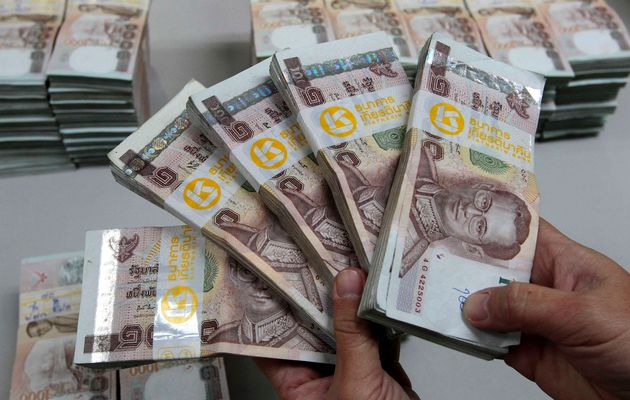 Thailand growth slowing on strong baht