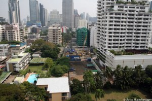 bangkok land plot Arno Maierbrugger