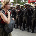 Thai tourism industry feels the heat of protests