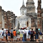 Tourists evermore in love with Thailand