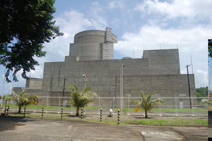The history of the Philippines' failed nuclear plant