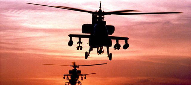 US sells Apache attack helicopters to Indonesia
