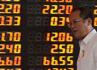 Philippines sees record outflow in May