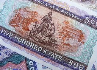 Burma Tours Money
