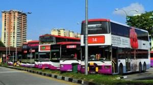 bus station Singapore