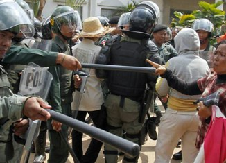 Cambodia restricts travel ahead of mass protests
