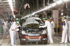 car factory Indonesia