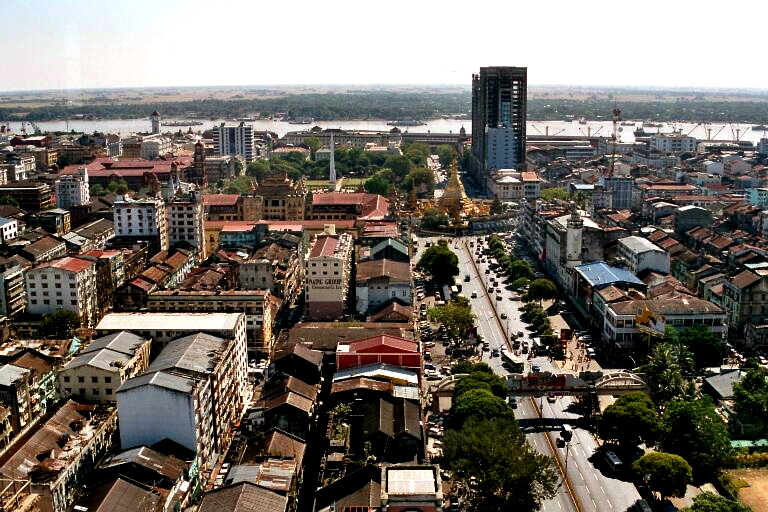 Rents in Yangon going through the roof