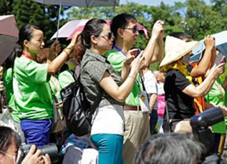 Malaysia eyes 2 million Chinese tourists in 2014