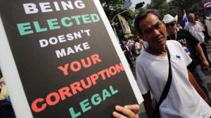 corruption thai